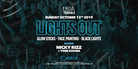 LIGHTS OUT - QUEENS, NY | 10.13.19 tickets