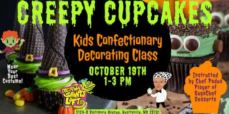 Creepy Cupcakes tickets