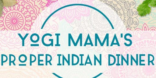 Yogi Mamas Proper Indian Dinner