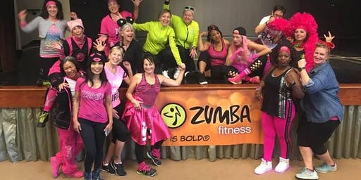 Zumba Gold® Party in Pink