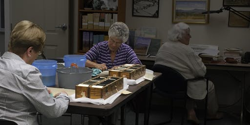 Archives Training for Volunteers