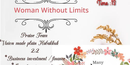Woman without limits