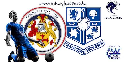 Carlisle Futsal v Tranmere Rovers Futsal