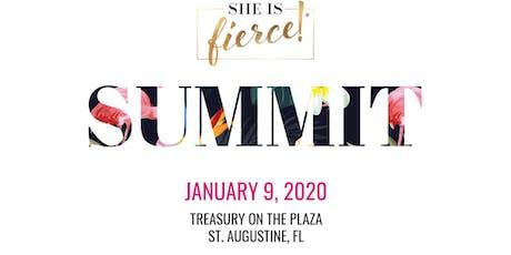 She Is Fierce! Summit tickets