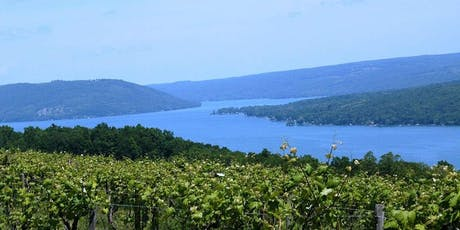 Finger Lakes Wine Tasting tickets
