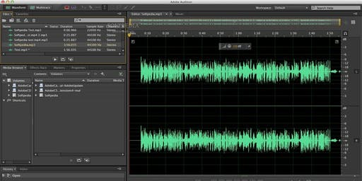 Adobe Audition Training (Audio Editing)
