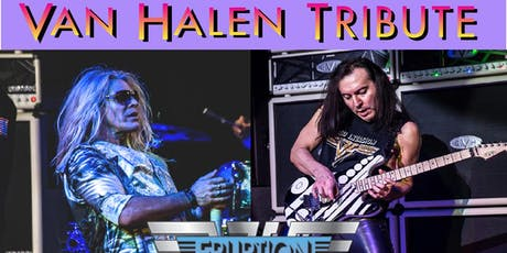 Van Halen Tribute performed by ERUPTION. tickets