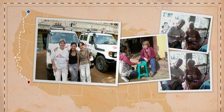 MSF On the Road: A Voice from the Field - Carmel-by-the-Sea, CA tickets