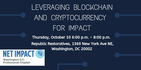 Leveraging Blockchain and Cryptocurrency for Impact tickets