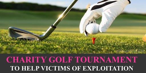 "4Sarah 8th Annual ""Stop Exploitation"" Charity Golf Tournament"