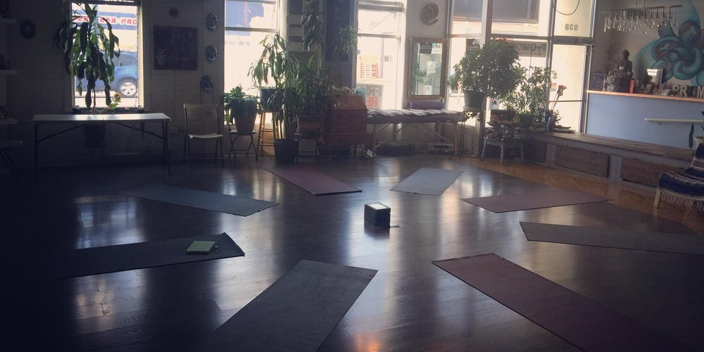 POC Community Yoga and Journaling Tickets, Sat, Oct 12, 2019