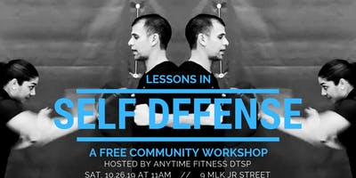 Free for the Community Self Defense Course: 2nd Edition