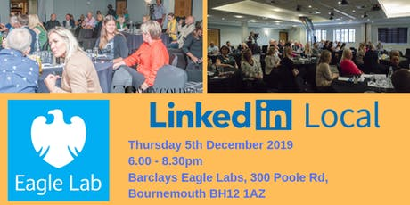 #6 LinkedIn Local Bournemouth and Poole tickets