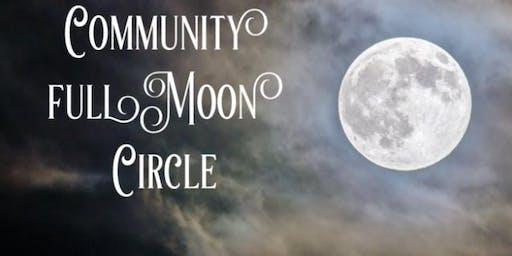 Full Moon Wellness Circle