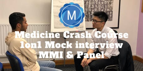 1on1 Medicine Interview Teaching (2 hours) by Medicine Crash