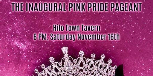 Miss PINK Pride Pageant