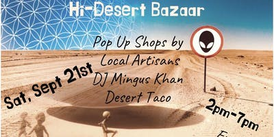 Hi-Desert Bazaar
