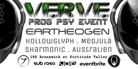Verve - Prog Psy Event tickets