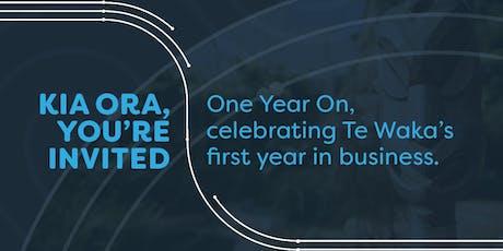 Te Waka - One Year On tickets
