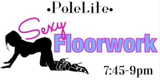 Thursday 10/17- 7:45 - 9:00-- PoleLite
