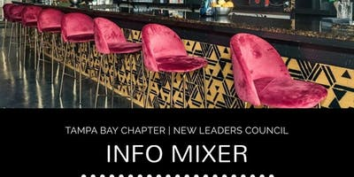 New Leaders Council Tampa Bay Info Mixer