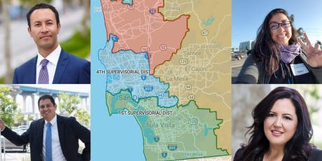September 22 - County Board of Supervisors District 1 Endorsement Meeting tickets