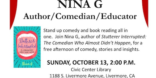 Celebrate International Stuttering Awareness Day with Comedy!
