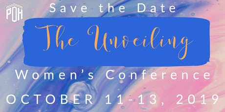 """""""The Unveiling"""" Women's Conference tickets"""