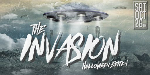 THE INVASION HALLOWEEN EDITION