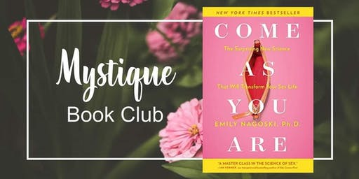 Mystique Book Club-Come As You Are