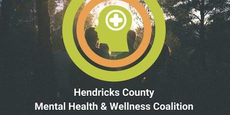 Hendricks County Mental Health/Wellness Coalition tickets