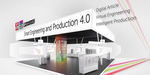 """""""Smart Engineering and Production 4.0"""" con Eplan, Rittal y Phoenix Contact"""