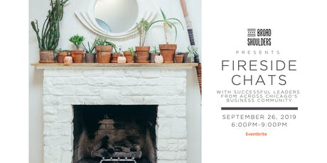 Broad Shoulders Presents: Fireside Chats tickets
