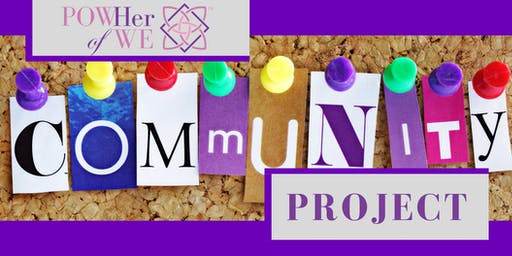 POWHer in the Community: Project 150