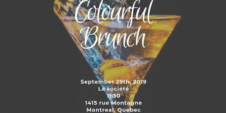 Colorful Brunch  tickets