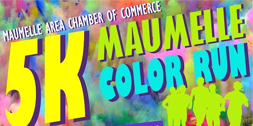 Maumelle 5K Color Run