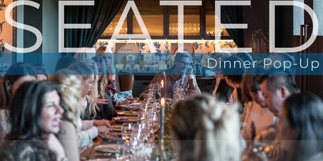 SEATED Dinner Pop-Up tickets