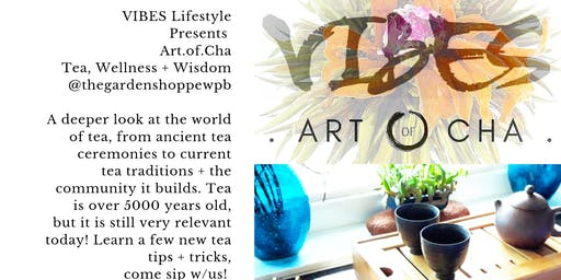 Tea Wellness + Wisdom