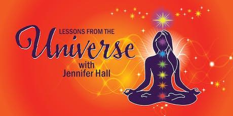 Spiritual Growth Seminar with Jennifer Hall - 5 tickets