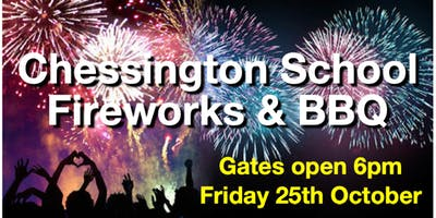 Chessington School Fireworks & BBQ