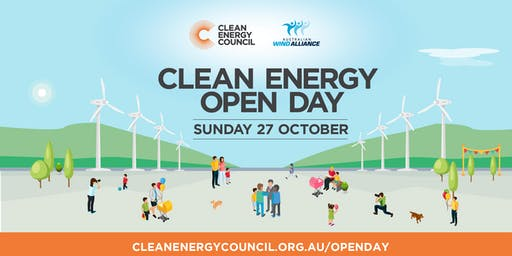 CEC Clean Energy Open Day - Moorabool Wind Farm