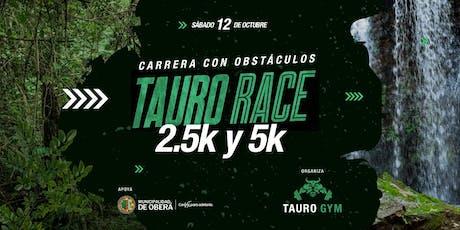 Tauro Race entradas