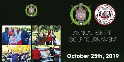Annual Benefit Golf Tournament