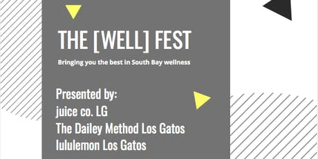 The [Well] Fest tickets