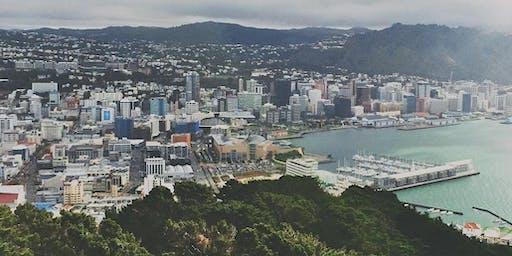 HubSpot meetup in Wellington - Featuring Alan Sharpe