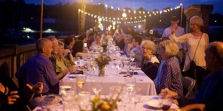 Coppi Bridge Dinner - Warburton tickets