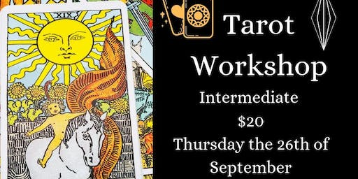 Intermediate Tarot with Mark