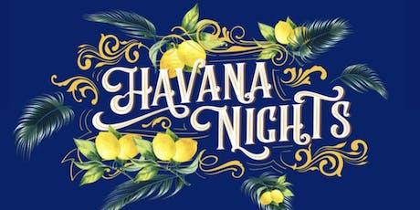 Havana Nights Gala tickets