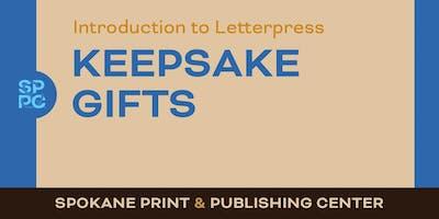 Intro to Letterpress: Holiday Keepsake Gifts