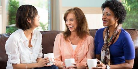 Evolve Housing Women's Chat tickets